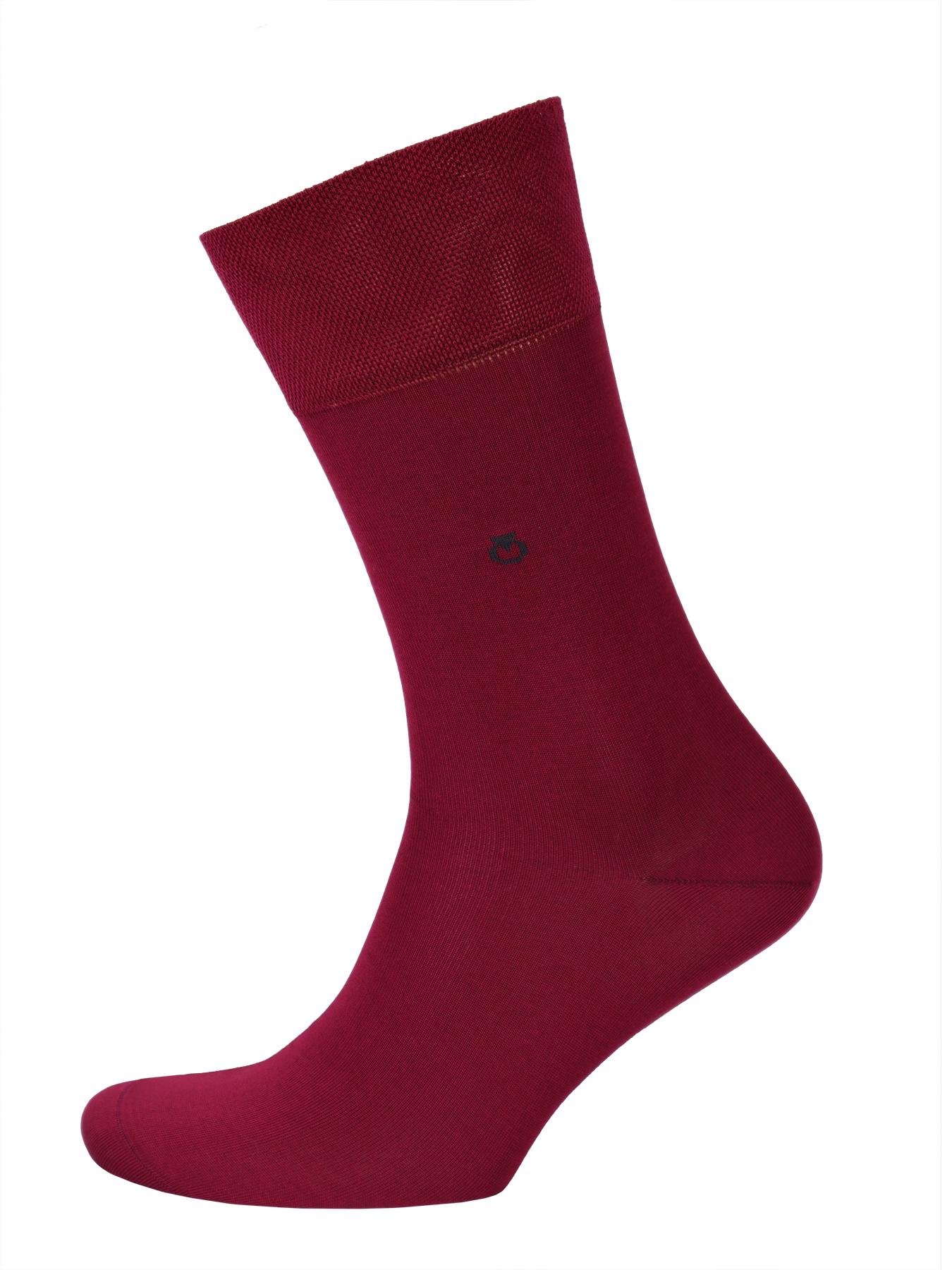 Мужские носки Opium Premium ярко-бордовый