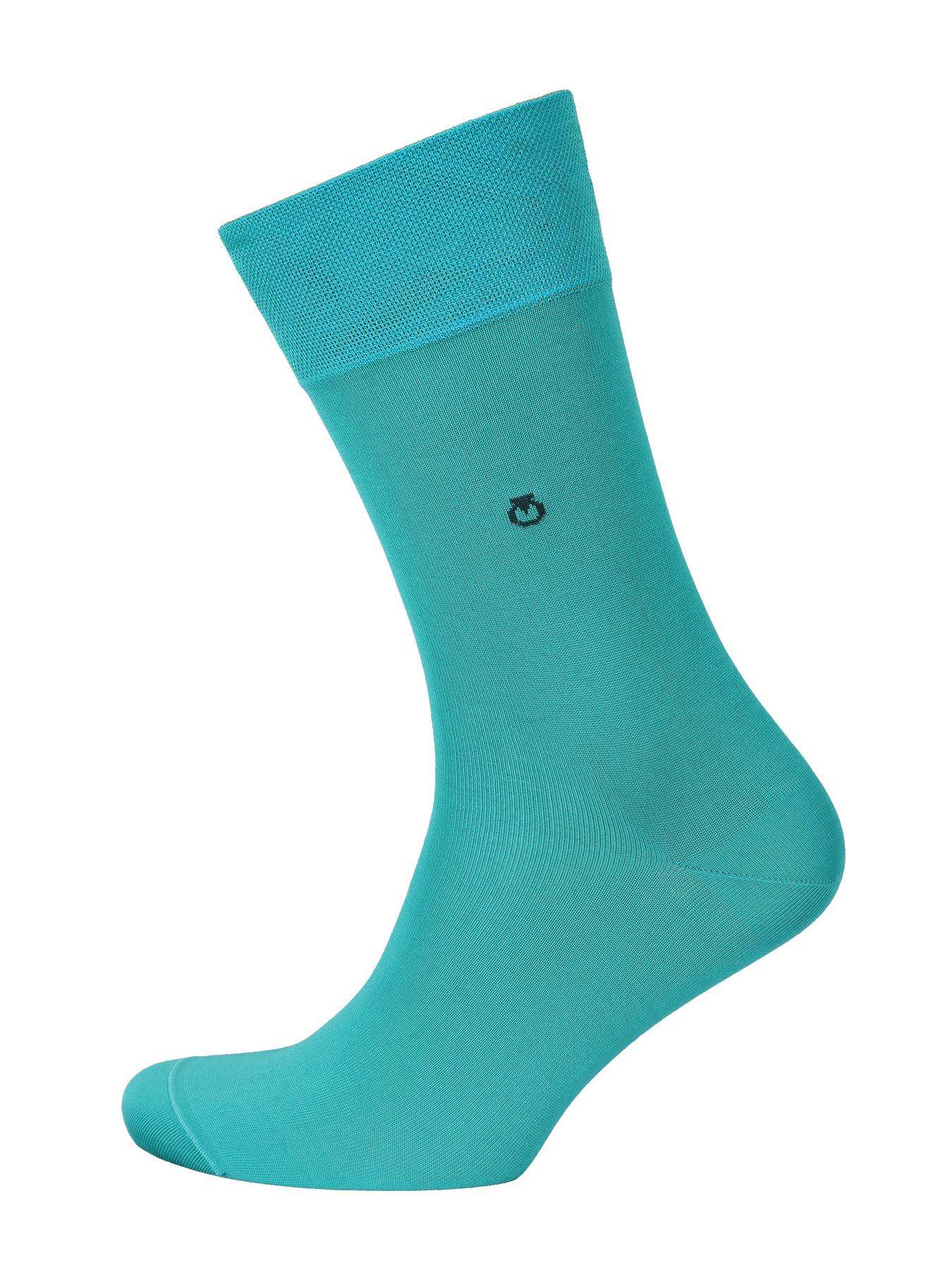 Мужские носки Opium Premium морская волна