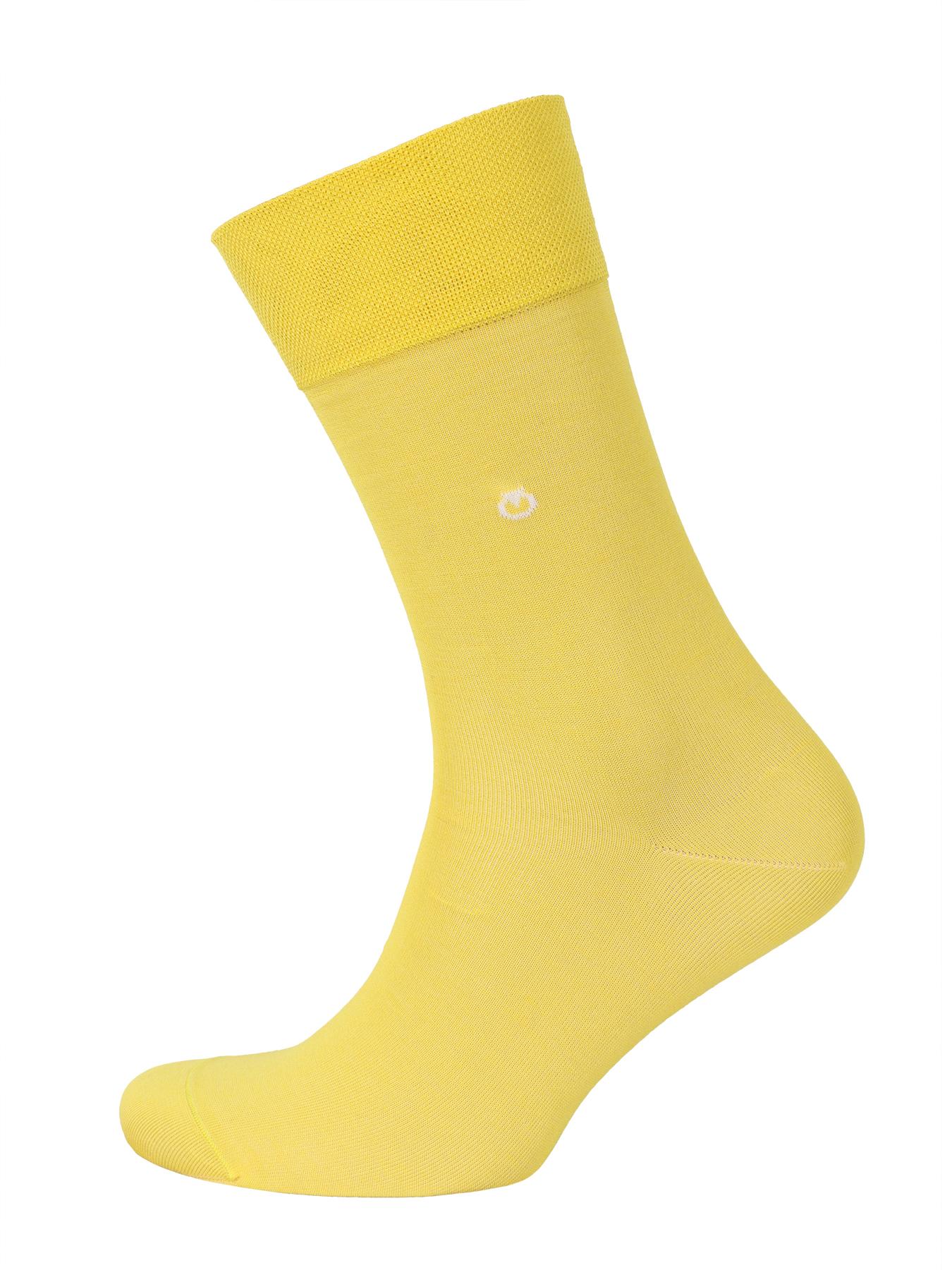 Мужские носки Opium Premium желтый