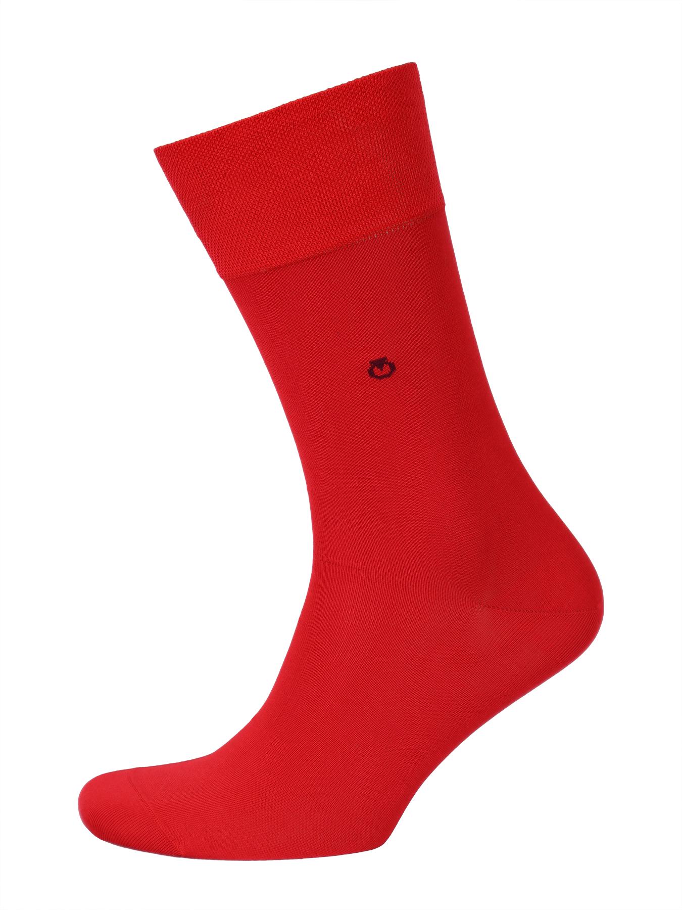 Мужские носки Opium Premium красный
